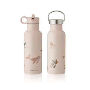 Liewood Water bottle Neo sea pink