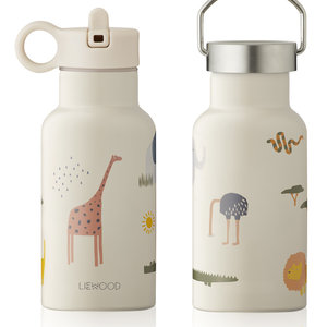 Liewood LW waterfles Neo safari zand