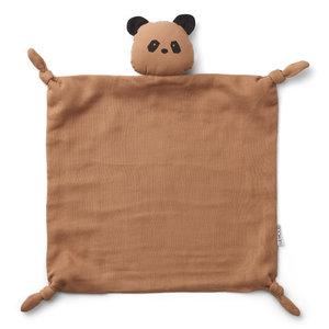 Liewood Knuffel doek Agnete panda roze