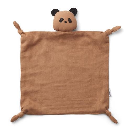 Liewood Cuddle cloth Agnete pink panda