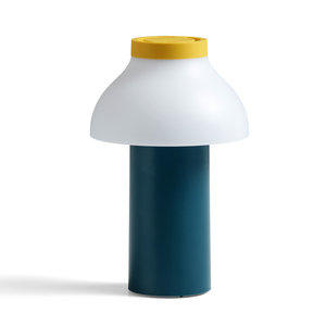 HAY Lamp PC Portable ocean green