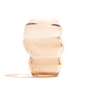 Fundamental Vase Muse S clear copper