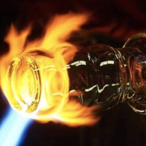 Fundamental Fundamental vase Muse XL clear copper