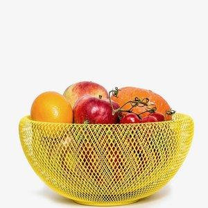 Fundamental Bowl Nest geel 30cm