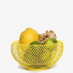 Fundamental Bowl Nest geel 20cm
