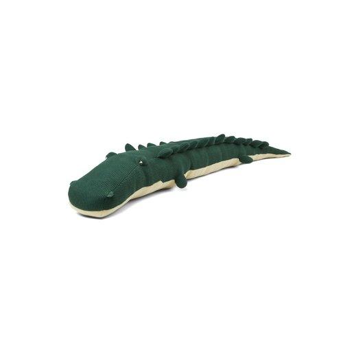 Liewood Carlos krokodil Teddy knuffel green