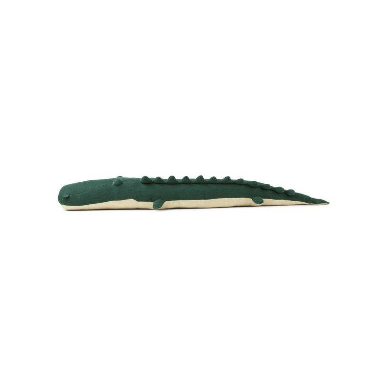Liewood Liewood Carlos krokodil Teddy knuffel green