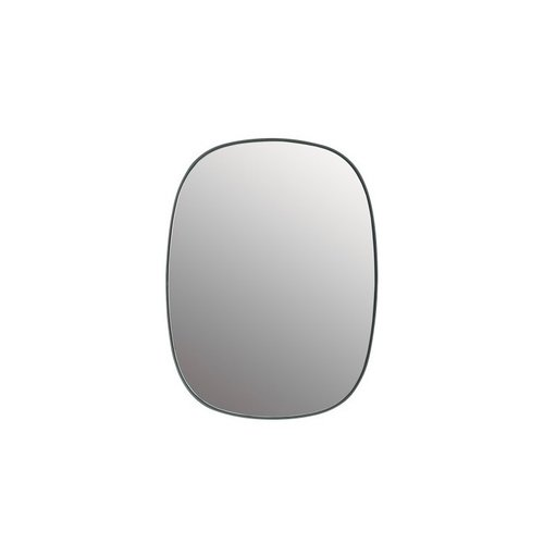 Muuto Muuto mirror Framed small green