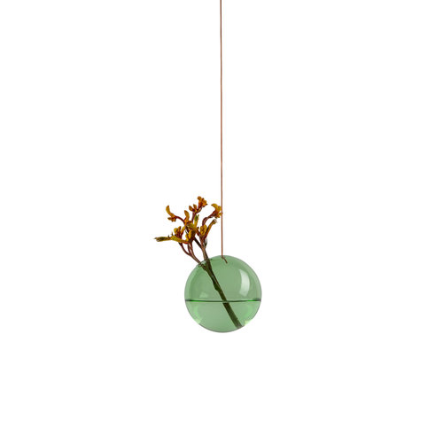 Studio About Vaas Flower Bubble hang groot groen