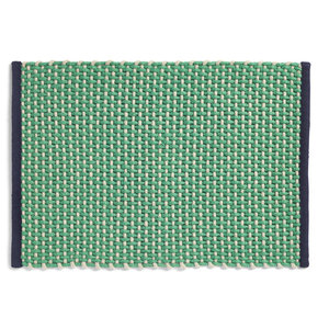 HAY HAY door mat light green