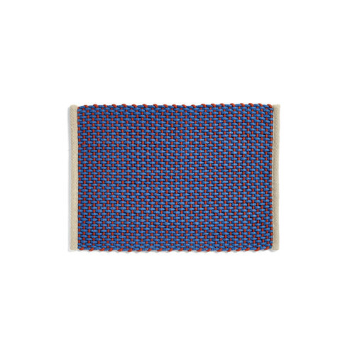 HAY HAY door mat  blue