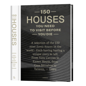 Boek 150 Houses You Need to Visit