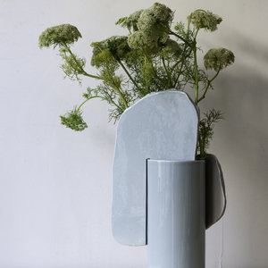 Vitra Vitra vase Découpage Feuille