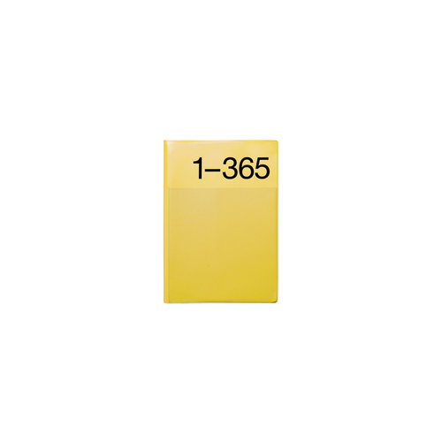 Marjolein Delhaas Notebook 365 banana