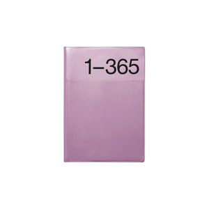 Marjolein Delhaas Journal 365 lavender