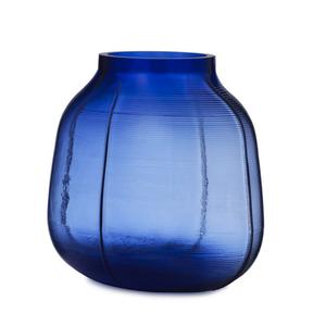 Normann Copenhagen Vase  Step 23cm cobalt