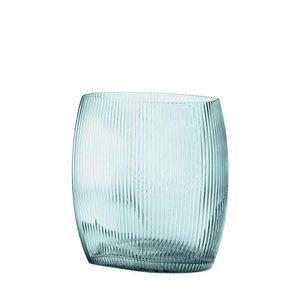 Normann Copenhagen Vase Tide 18cm blue