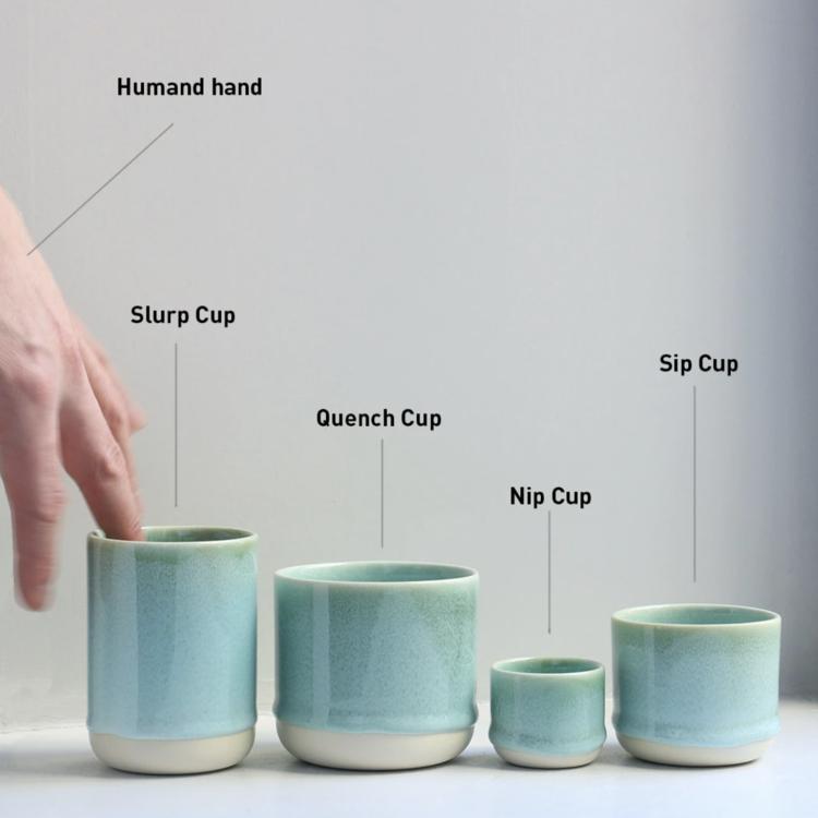 Studio Arhoj Arhoj slurp cup Niagara Falls
