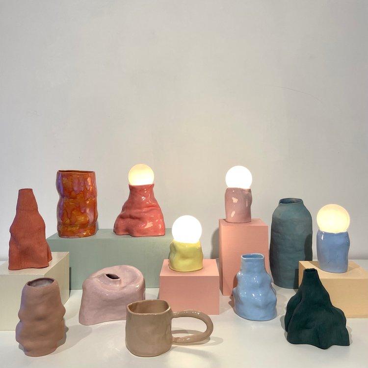 Siup Studio Siup vase Blob pink