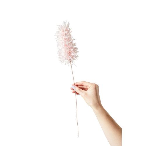 Studio About Papieren bloem Pampas roze