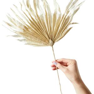 Studio About Papieren bloem Palm sand