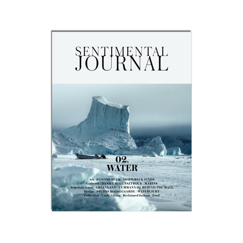 Magazine Sentimental Journal 02 water