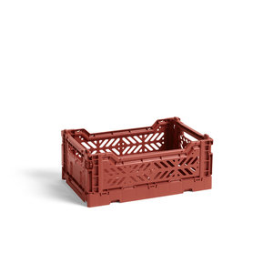 HAY Colour Crate S terracotta
