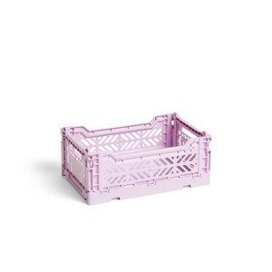 HAY Krat Colour Crate S lavendel