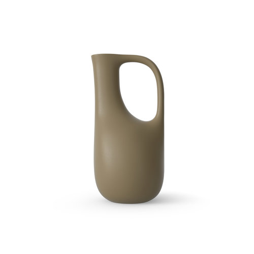 ferm LIVING Watering can Liba olive green