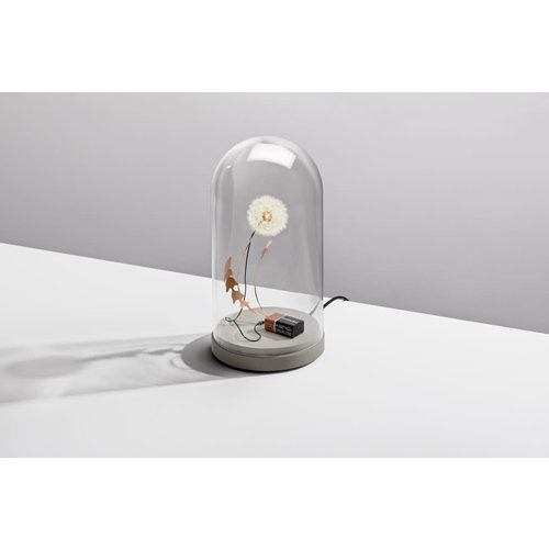 Studio DRIFT Lamp Dandelight met stolp