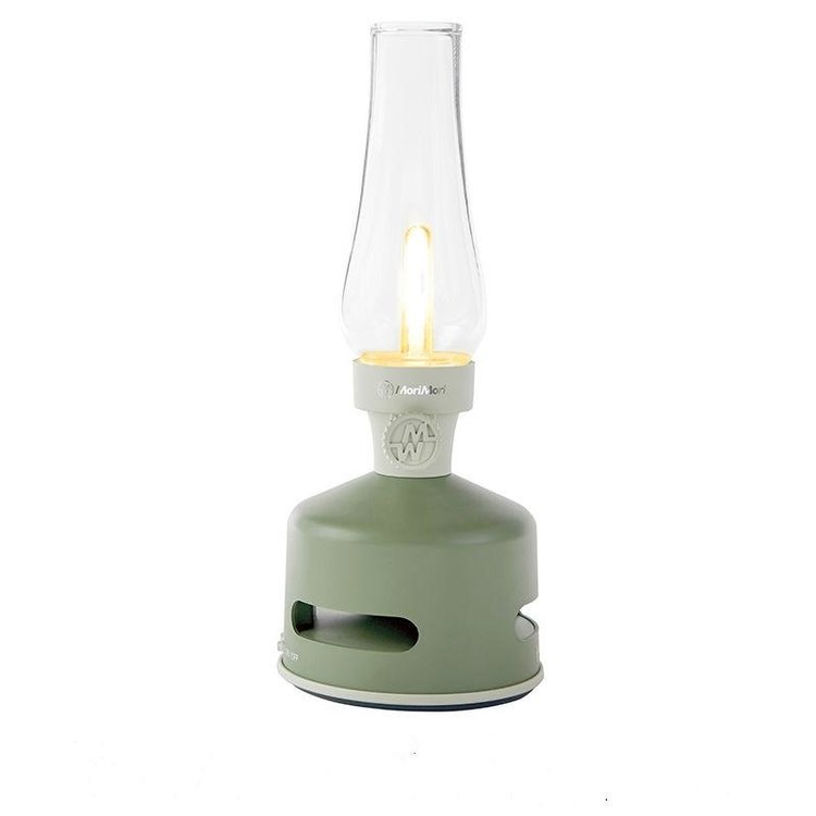 MoriMori MoriMori lamp LED lantern green