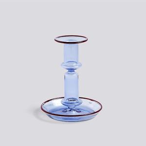 HAY HAY candleholder Flare medium blue