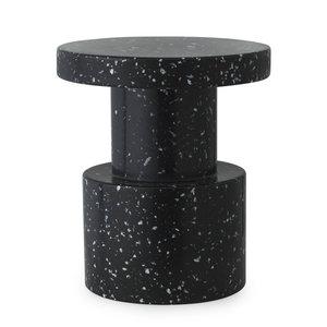 Normann Copenhagen Bit stool black