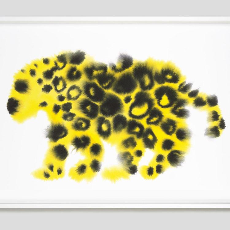The Wrong Shop Rop van Mierlo poster Jaguar