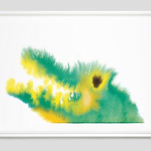 The Wrong Shop Rop van Mierlo poster Crocodile