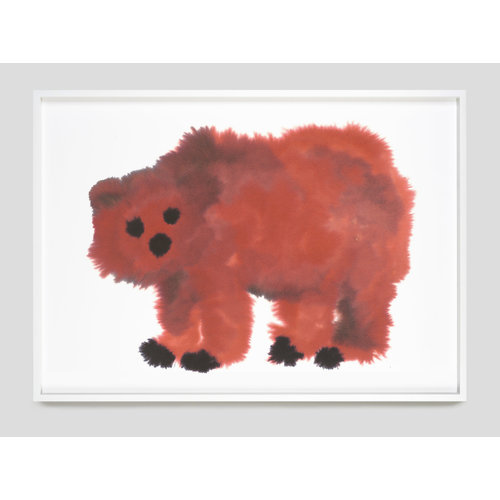 The Wrong Shop Rop van Mierlo poster Bear