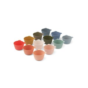 Liewood Cake cup Jerry 12-pack mutli