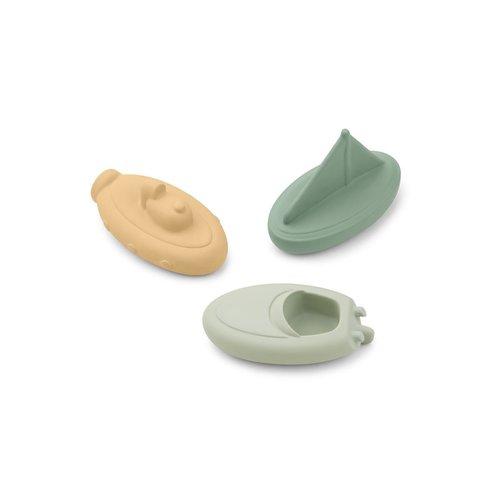 Liewood 3 bad speeltjes Troels peppermint