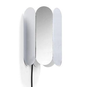 HAY Muurlamp Arcs spiegel