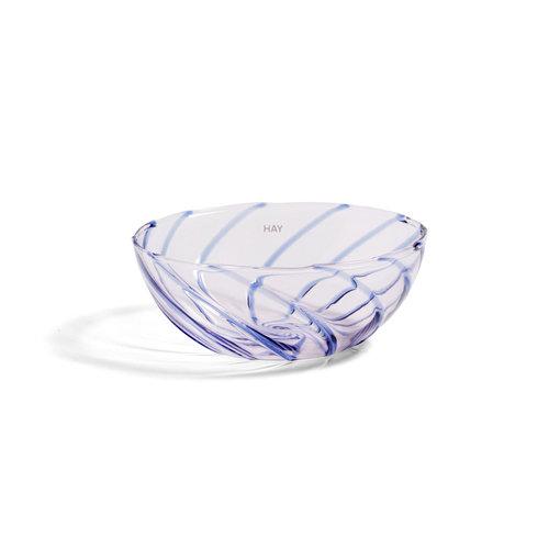 HAY Set 2 Spin bowl roze blauw
