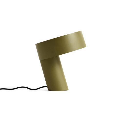 HAY Lamp Slant khaki groen