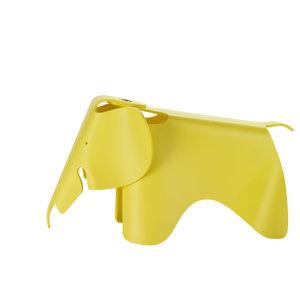 Vitra Vitra Eames olifant klein geel