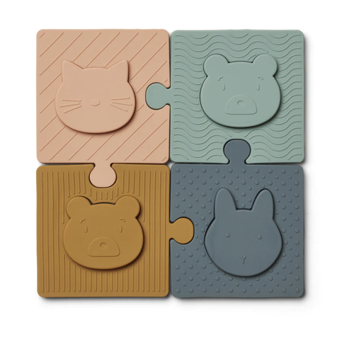 Liewood Puzzle Bodil multi