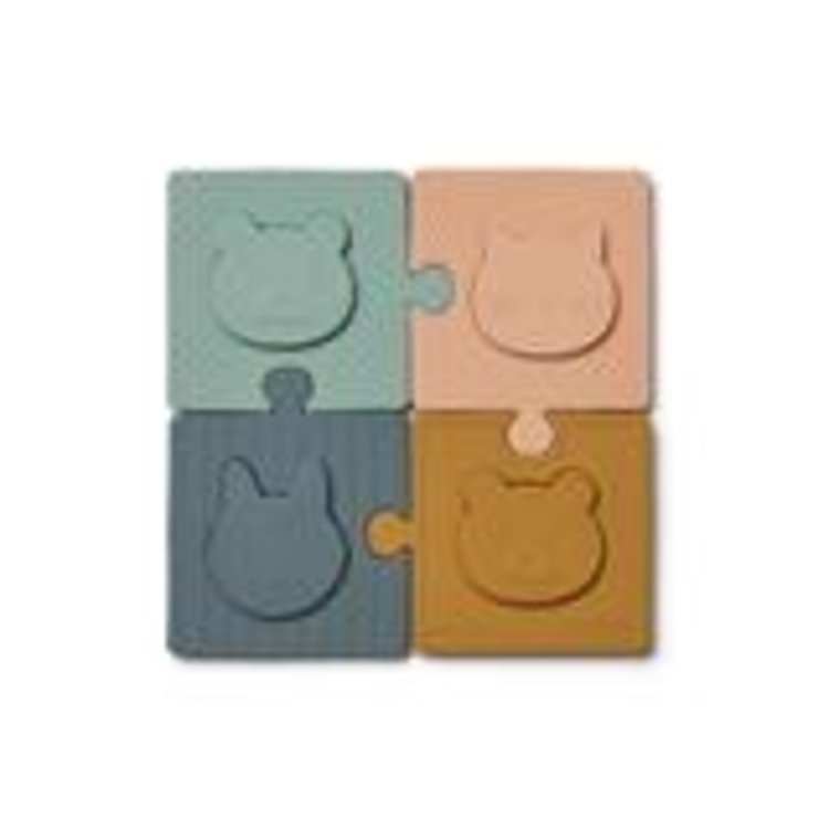 Liewood Liewood  puzzle Bodil multi