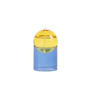 Studio About Oil lamp Oil Bubble high yellow-blue
