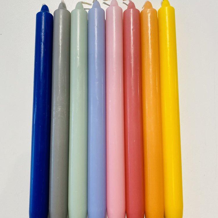 Groen+Akker Set of 3 candles grey