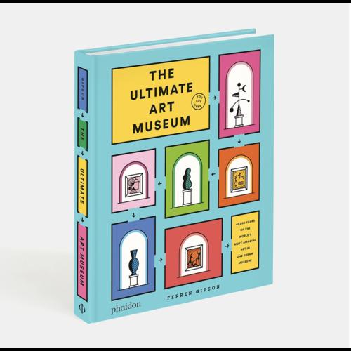 Phaidon Boek The Ultimate Art Museum