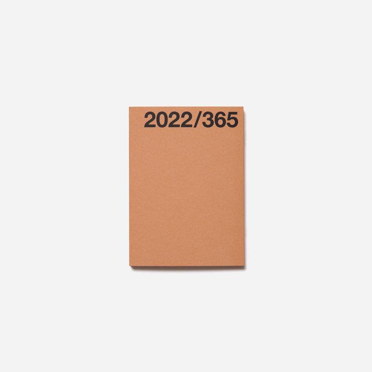 Marjolein Delhaas Marjoleine Delhaas planner 2022 Terracotta
