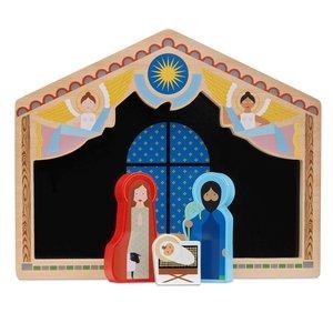 Buro Berger Buro Berger nativity scene The Crib