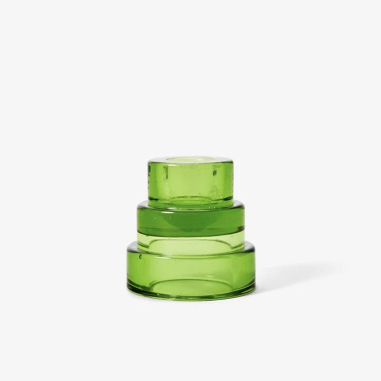 Areaware Areaware candleholder Terrace green